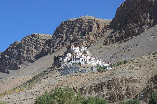 key gompa monestry spiti valley