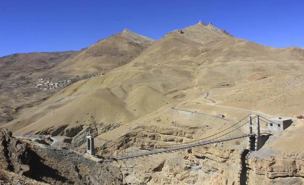 kibber spiti valley himachal pradesh