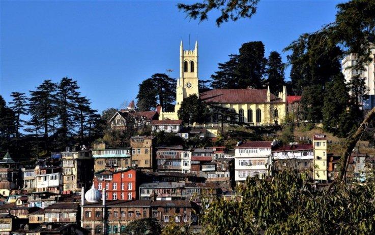 Christ Church Shimla photo