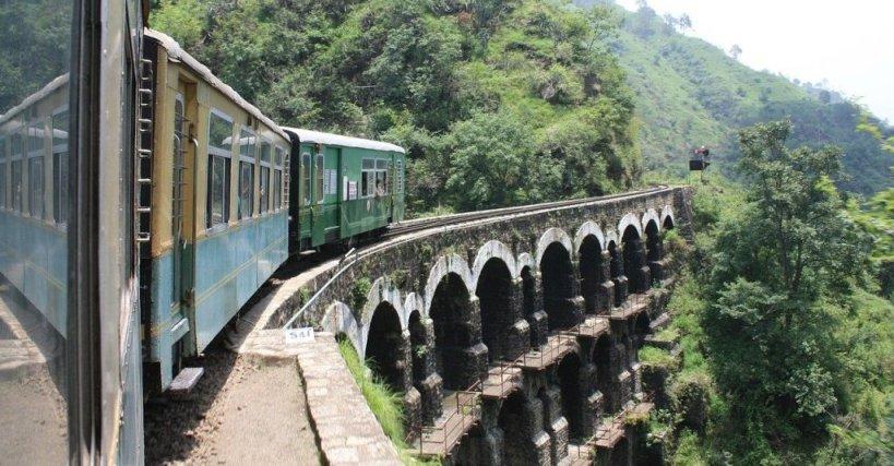 kalka shimla railway photo